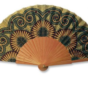 Bissao Handheld Fan | The Fan Museum Shop