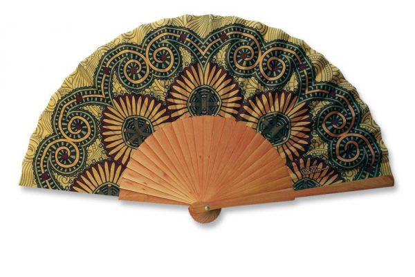 Bissao Handheld Fan | The Fan Museum Shop