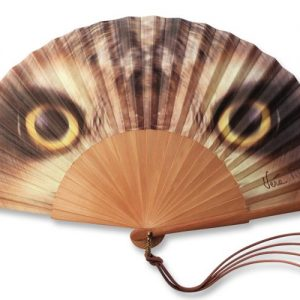 Hiboulito Handheld Fan | The Fan Museum Shop