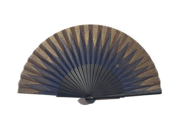 Blue Night Handheld Fan | The Fan Museum Shop