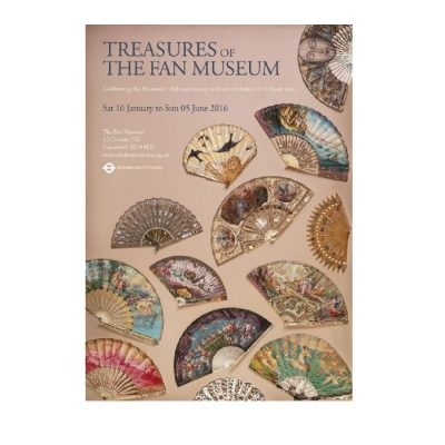 Treasures of The Fan Museum