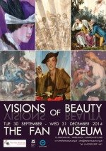 Visions of Beauty exhibition poster