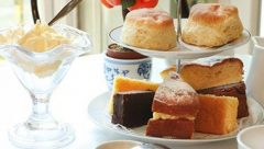 Afternoon Tea at Greenwich Fan Museum