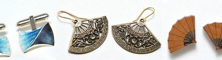 Fan Jewellery