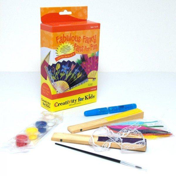 Kids Fan-Making Kit
