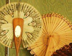 Permanent fan display