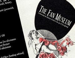 The Fan Museum gift vouchers